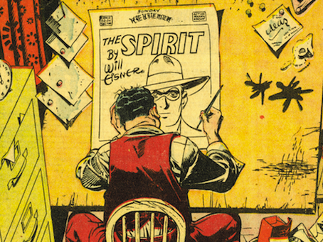 Will Eisner and the Century of Comics as Art