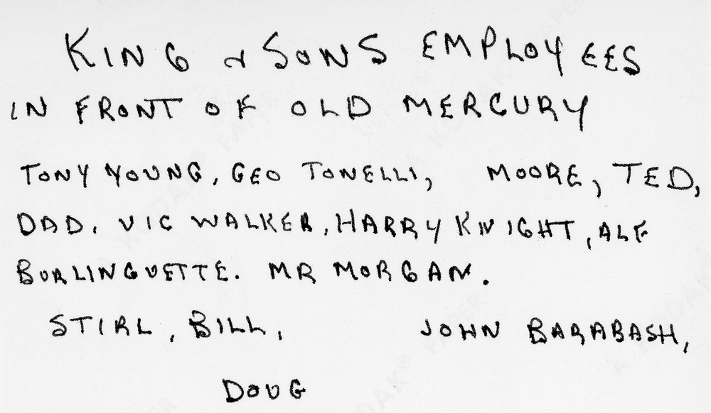 King sons employees