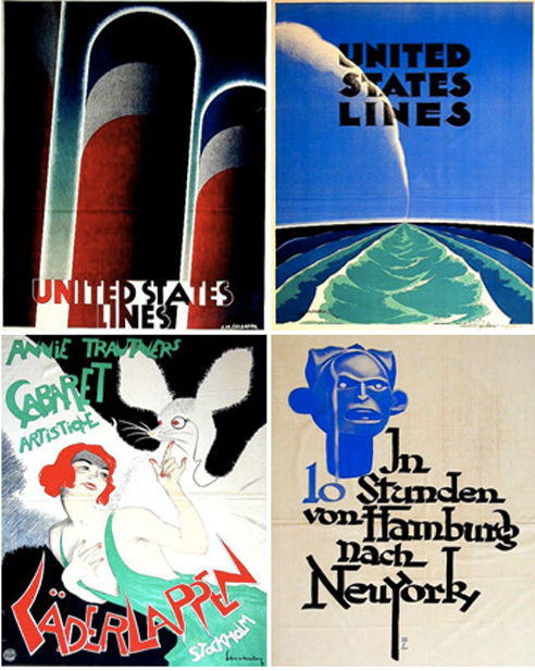 Hans Sachs, poster collection