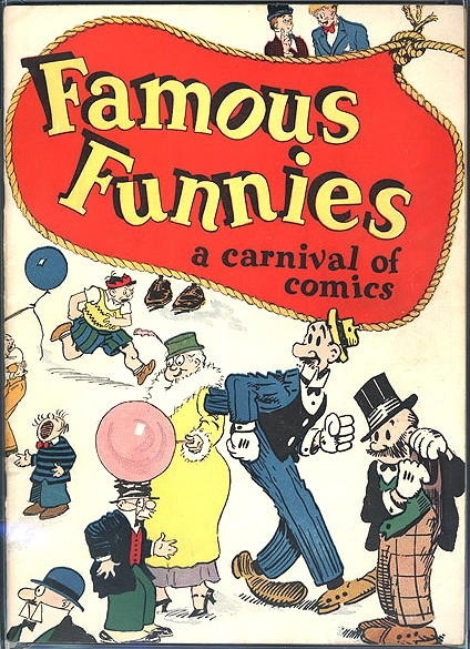 """""""Famous Funnies"""" 1933"""