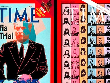 Magazine Covers by Famous Artists: Warhol, Lichtenstein, Banksy, Fairey & More