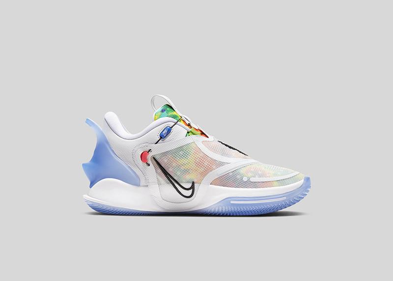 Nike's Colorful New Kicks side