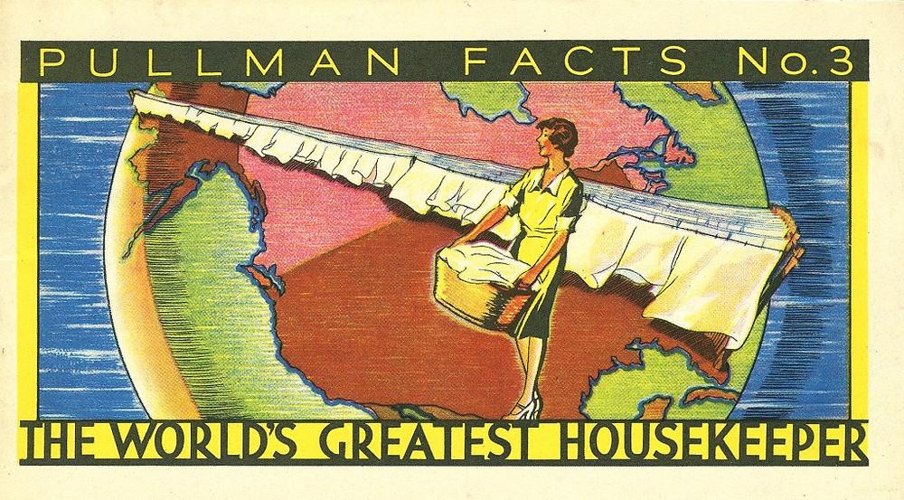 The World's Greatest Housekeeper