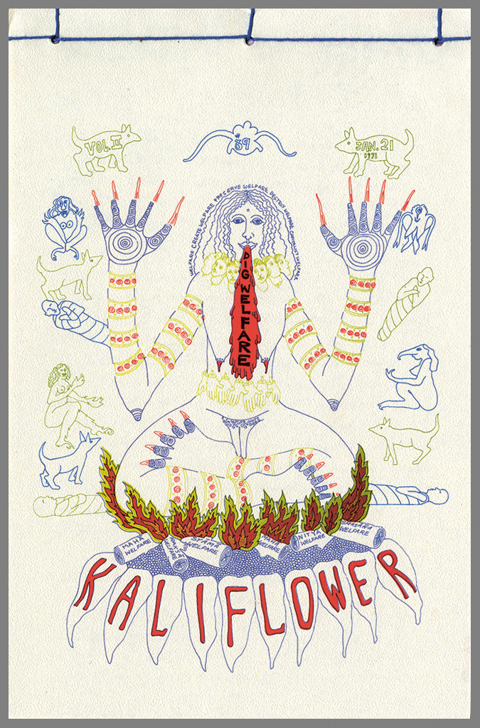Friends of Perfection collection, 1968-1972: Kaliflower, Vol. II