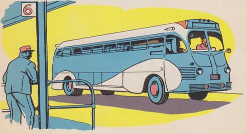 Bus driver 4