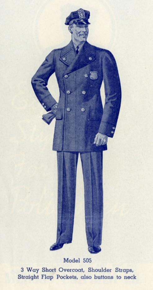 Policeman uniforms
