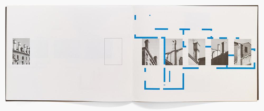 Wie Venedig sehen by Lothar Baumgarten (1992)
