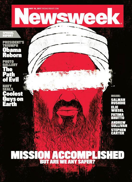Newsweek Bin Laden
