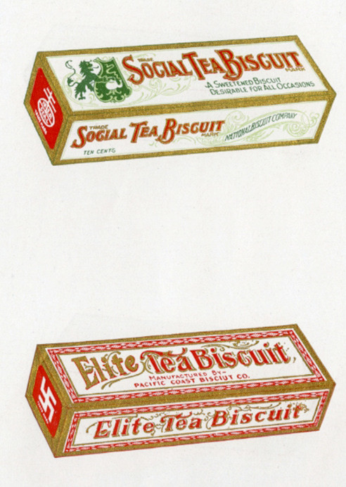 Nabisco tea packs