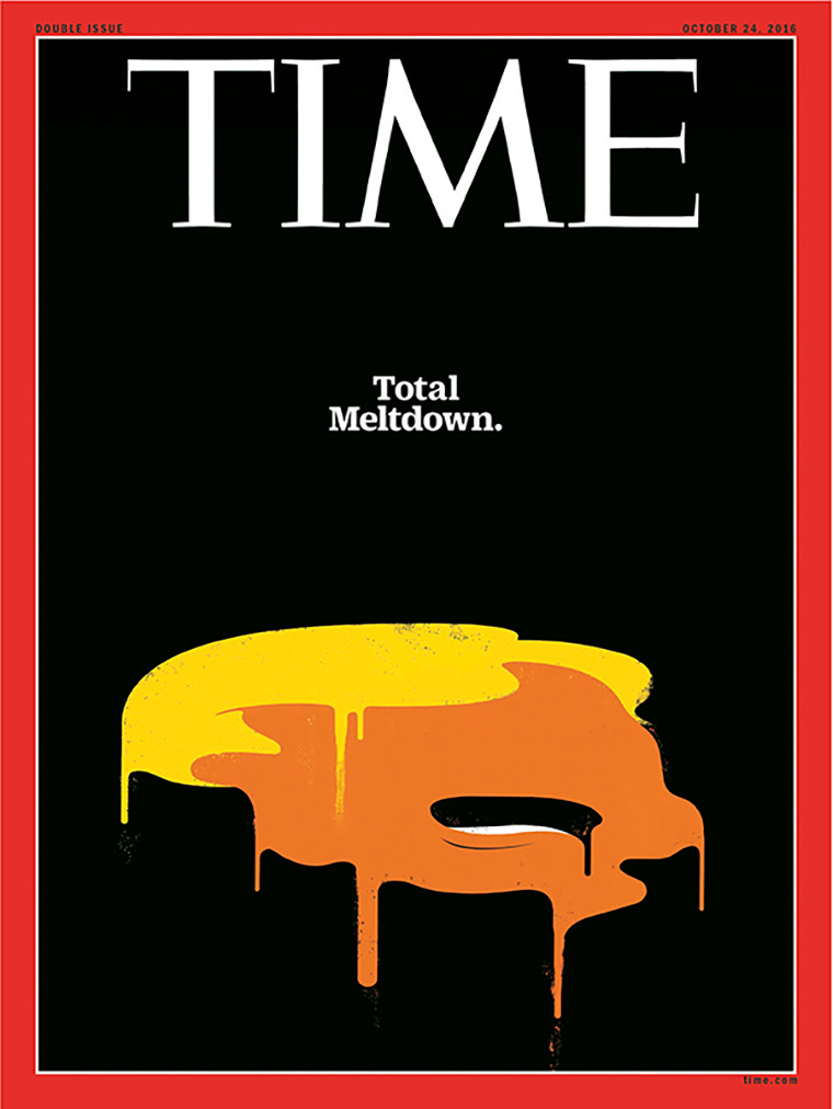 TIME - total meltdown