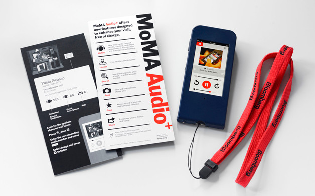 MoMA Audio+