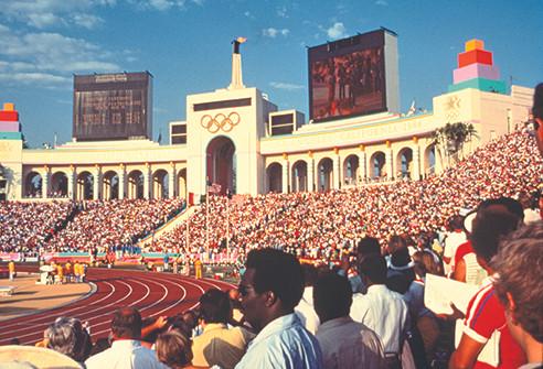 Olympics Coliseum