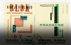 Stamp Of Approval For Polish Avant Garde