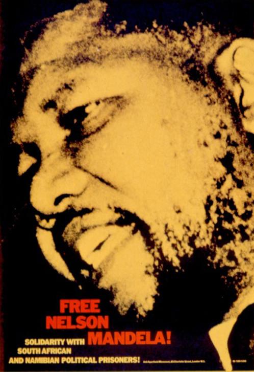 free nelson mandela post