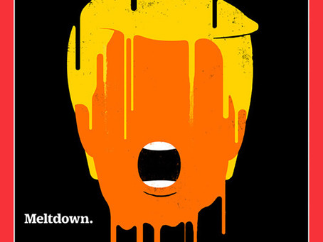 Feasting on the President: Illustration in the Age of Trump