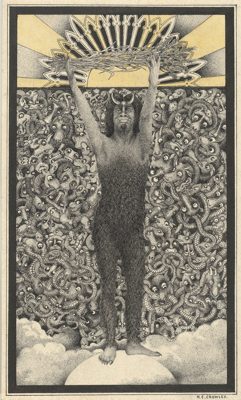 Herbert E. Crowley (British, London 1873–1939 Zurich) Rye, ca. 1911 American, British, Pen and ink; Sheet: 7 15/16 × 4 13/16 in. (20.2 × 12.2 cm) The Metropolitan Museum of Art, New York, Gift of Mrs. Alice Lewisohn Crowley, 1946 (46.128.170) http://www.metmuseum.org/Collections/search-the-collections/700272