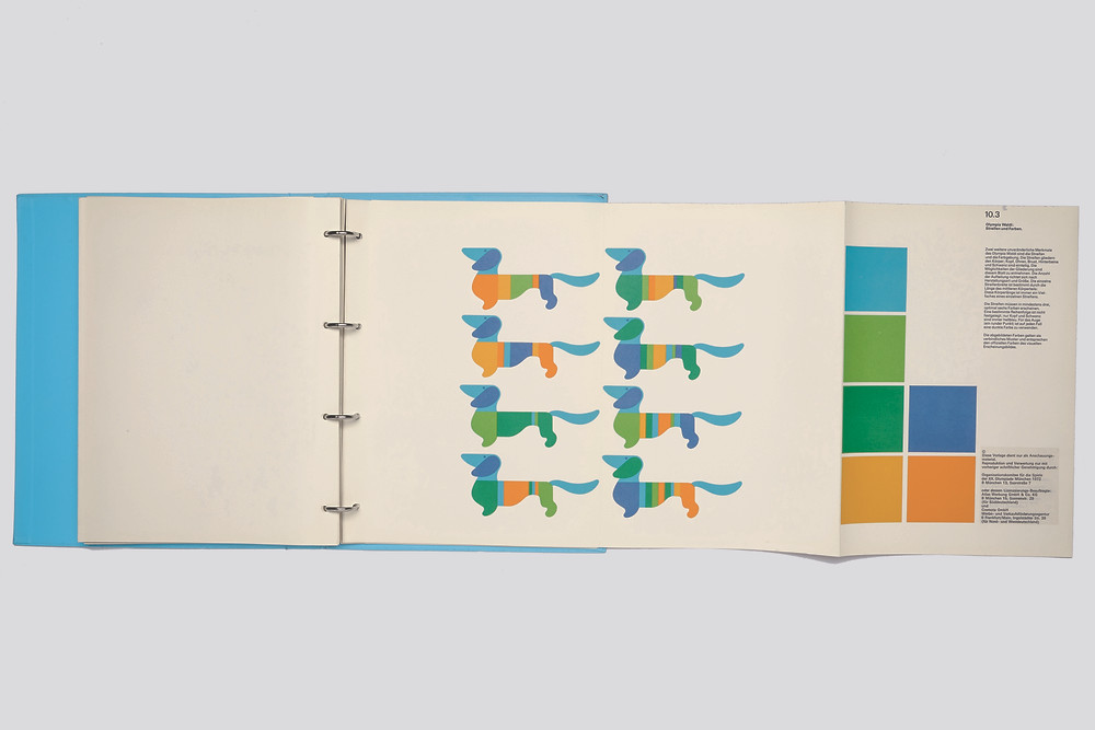 The Design of the Olympic Games is chronicled in a new book.