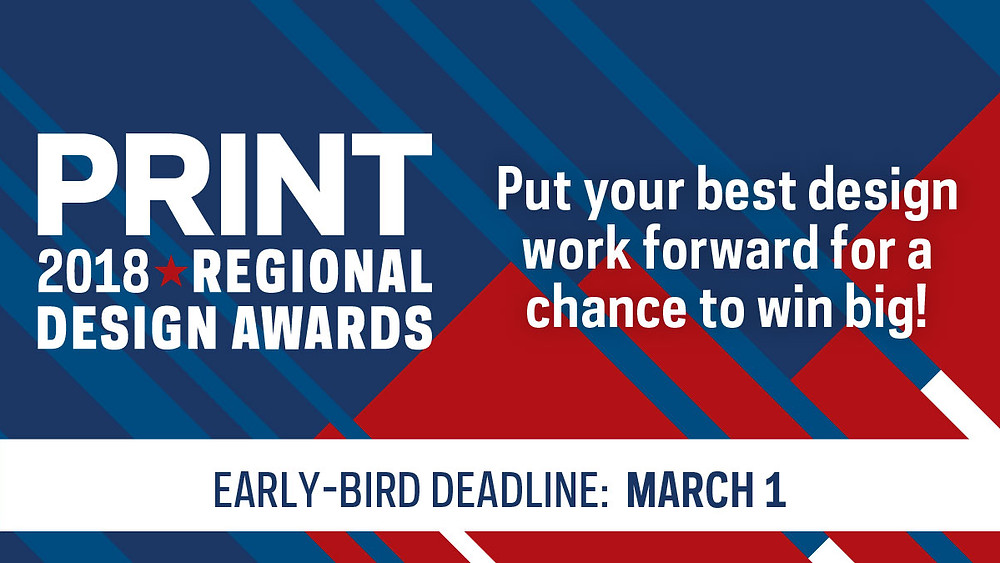 PRINT regional design awards