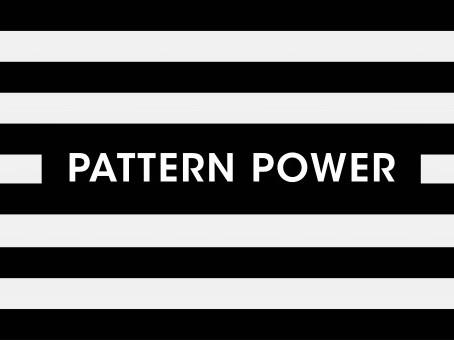 Patternity's PATTERN POWER: Superstripe