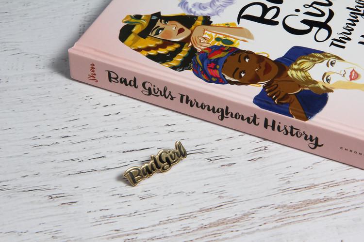 Ann Shen Bad Girls Throughout History
