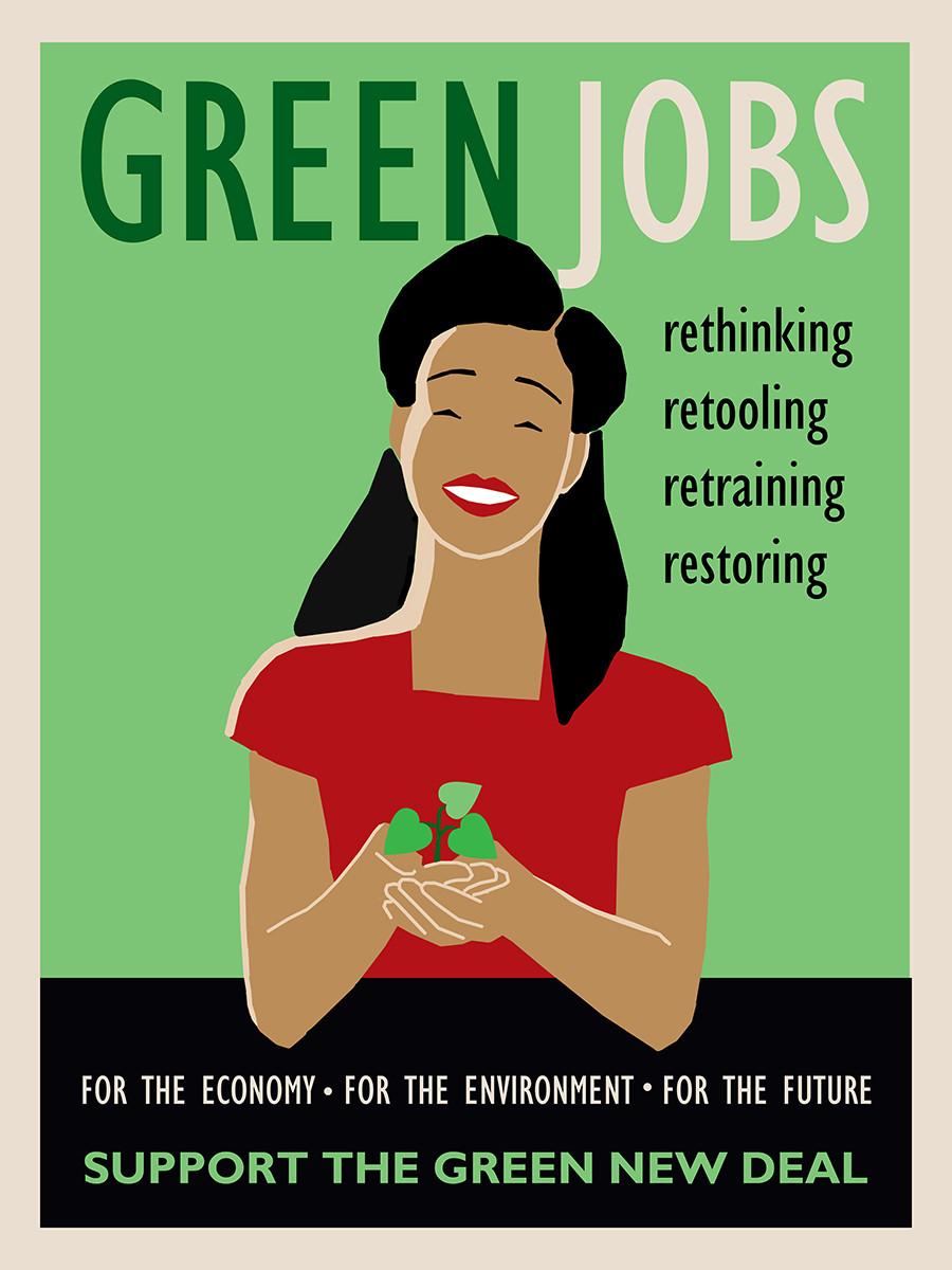 Green Jobs by Lisa Vollrath