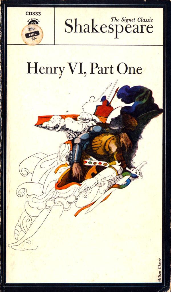 Design / Illustration: Milton Glaser, 1960s.
