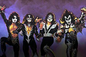 Kiss and Tell: Artist Ken Kelly