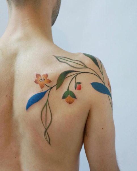 Seven Eight Tattoo