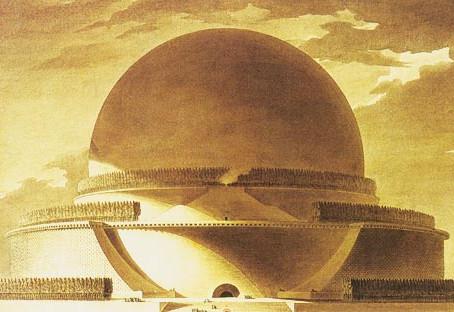 Etienne Louis Boullée – Architect of Big