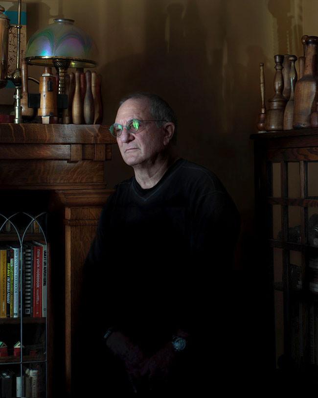 Richard Wilde, educator, art director, author.