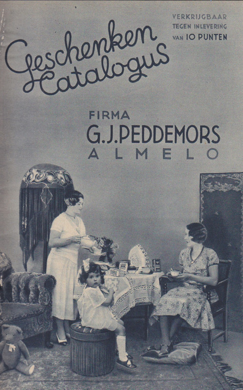 G.J. Peddemors catalog