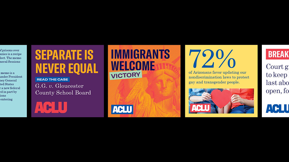 ACLU institution