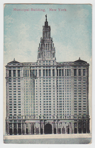 nyc postcards 1