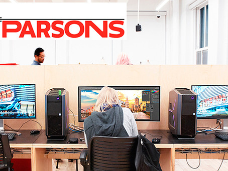 Inside The New School's Parsons School for Design's New State-of-the-Art Computer Lab