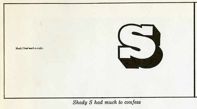 """shady """"S"""" had much to confess"""