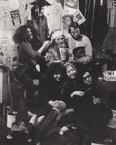 The EVO gang