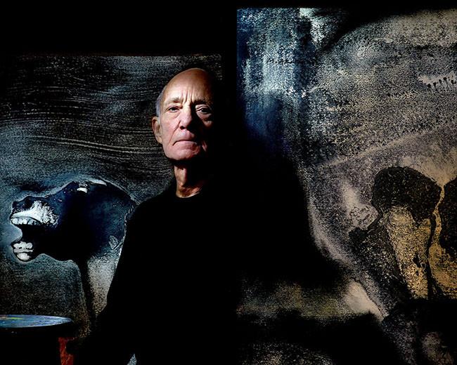Marshall Arisman, painter, illustrator, author.