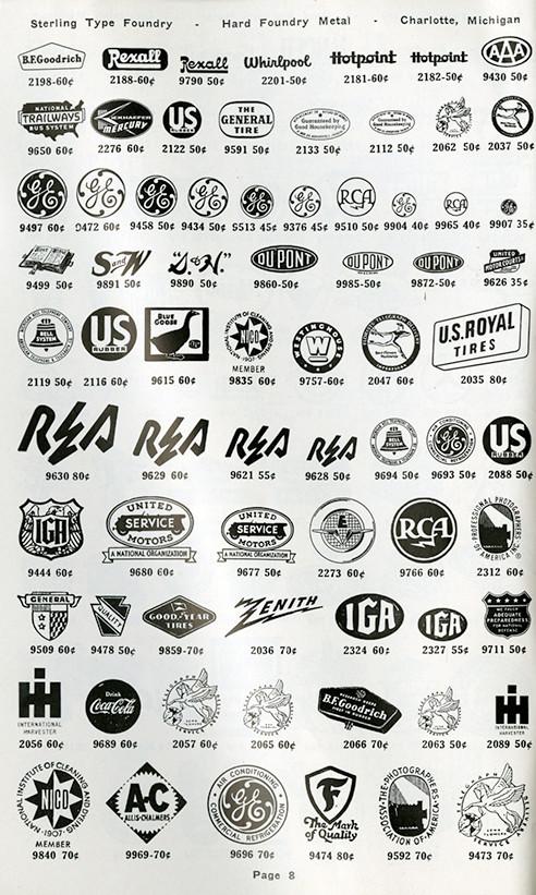 History of American Metal Cuts