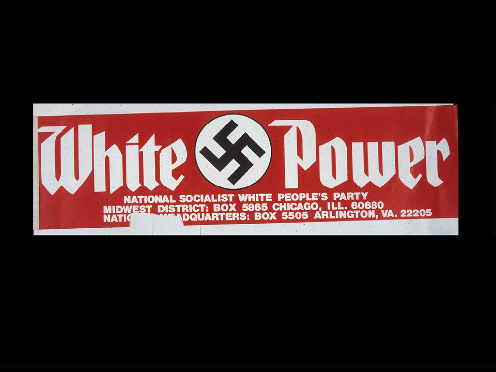 """white power"""