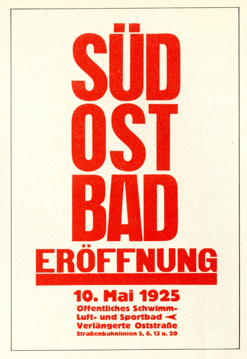 german typo-modernism
