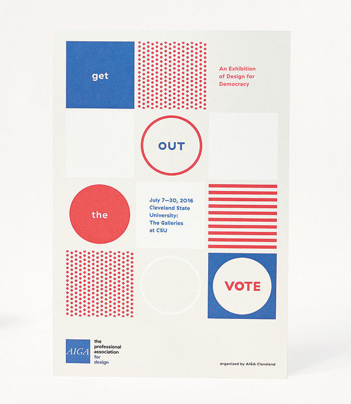 AIGA: Get Out the Vote