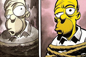 Horrors! The Life and Death of Matt Groening's Best Simpsons Comic Book