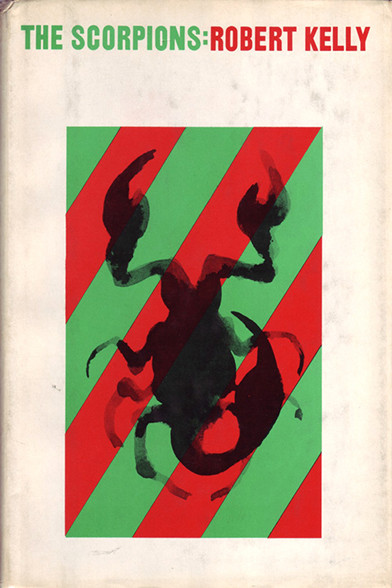 05-Milton-Glaser--cover-for-Scorpion-by-Robert-Kelly