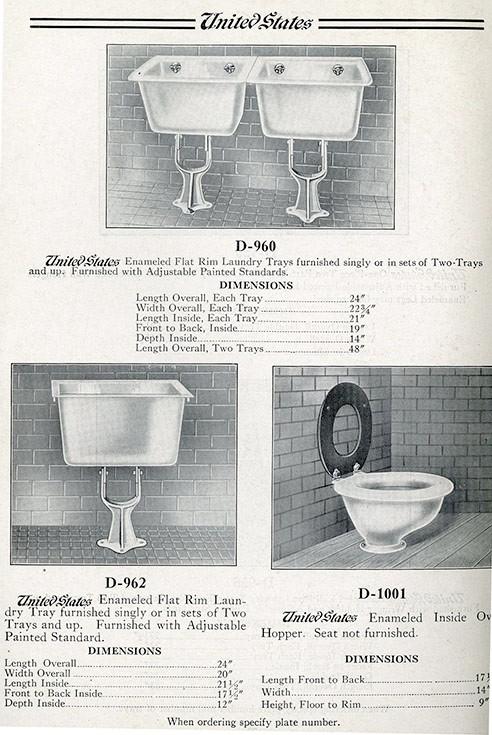 United States Sanitary Mfg Co.