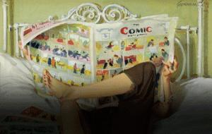 American Illustration and Comic Art Exhibit
