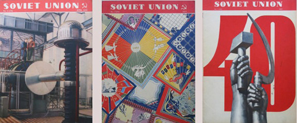 Soviets Covering Soviets