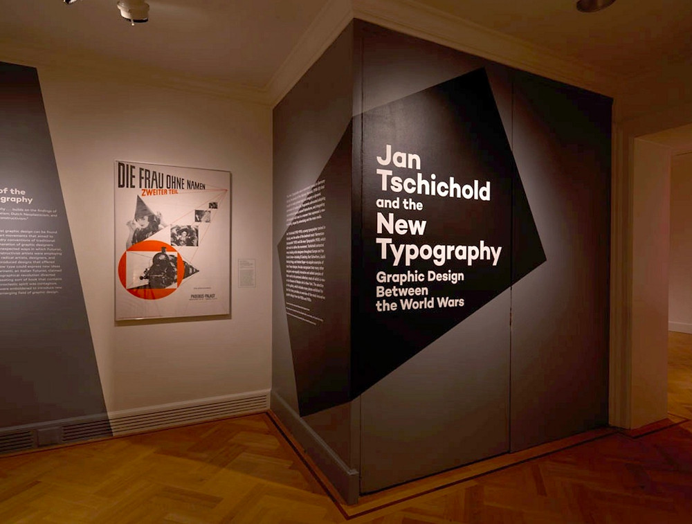 Jan Tschichold  and the New Typography