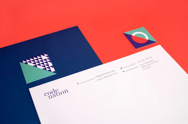 Letterhead examples: Lully