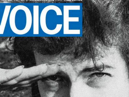 Remembering 61 Years of The Village Voice