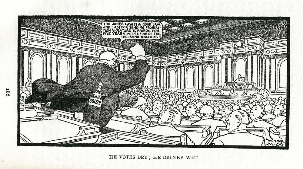 Temperance — or Prohibition?Winsor McCay